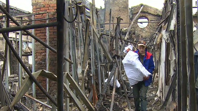 Donetsk residents weary of shelling