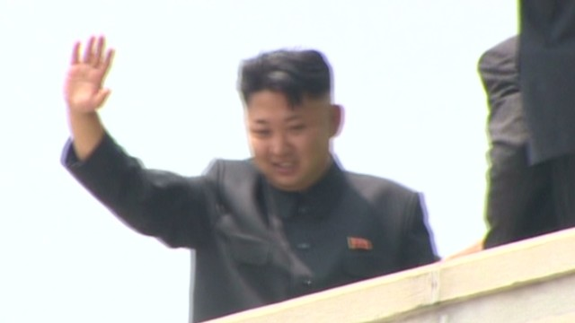 What could be up Kim Jong Un's sleeve?