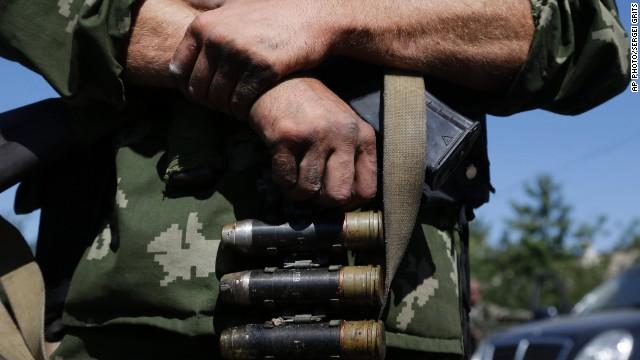 Donetsk residents weary of shelling