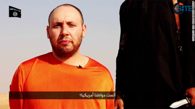Spokesman: Sotloff was sold to ISIS