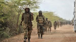 US sending dozens more troops to Somalia