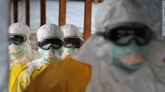 Human trial of new Ebola vaccine begins