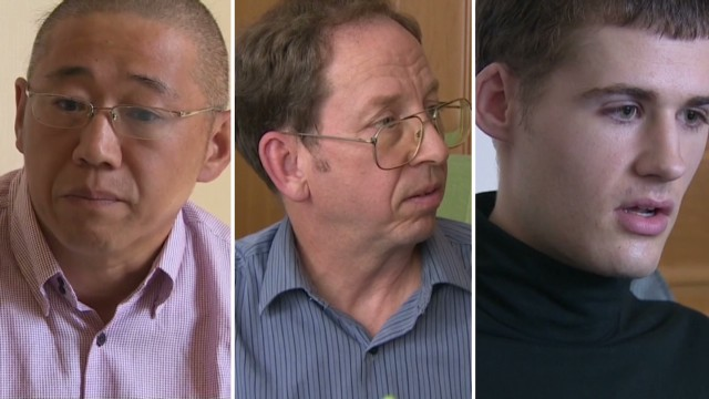 U.S. detainees in North Korea speak
