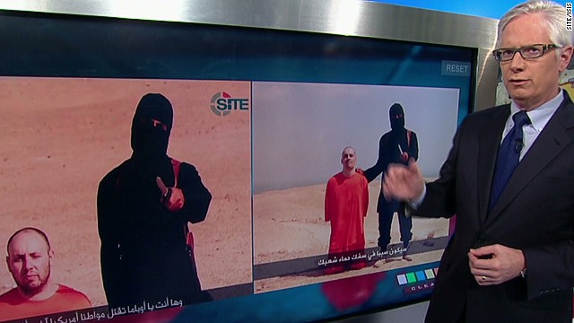 Analysis of the ISIS beheading videos