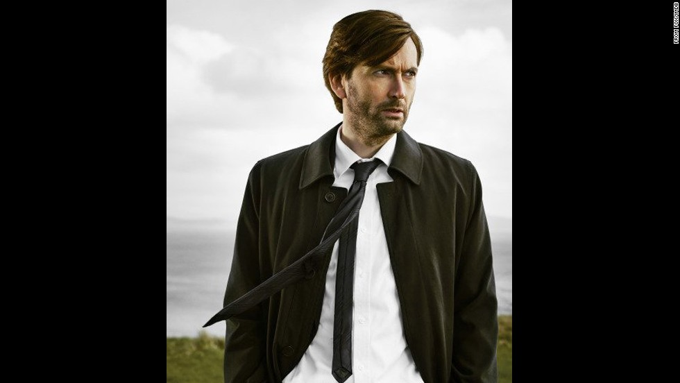 "<strong>""Gracepoint"" (Fox)</strong> -- Based on the British series ""Broadchurch,"" Anna Gunn and David Tennant star as a pair of detectives out to solve the murder of a child. (October 2)"