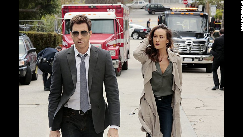 "<strong>""Stalker"" (CBS)</strong> -- The teaser for this thriller is enough to freak fans out. Dylan McDermott and Maggie Q star as detectives with a LAPD squad that tracks stalkers and other obsessed individuals. Expect lots of dark secrets -- and not just from the bad guys. (October 1)"