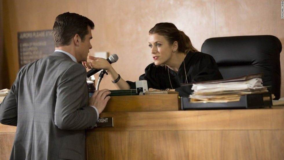 "<strong>""Bad Judge"" (NBC) </strong>-- ""Grey's Anatomy"" and ""Private Practice"" star Kate Walsh returns to television in this comedy as Judge Rebecca Wright, who parties as hard as she lays down the law. But then she encounters a troubled boy who's left on his own after she incarcerates both of his parents. (October 2)"
