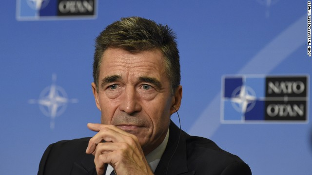 NATO chief: Alliance vital against Russia