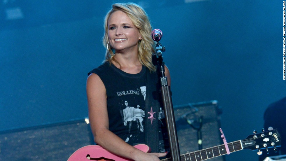 """When <a href=""""http://www.forbes.com/sites/zackomalleygreenburg/2014/07/28/the-worlds-highest-paid-country-musicians-2014/"""" target=""""_blank"""">Forbes magazine revealed the biggest earners in country music</a> in July, the publication called Miranda Lambert a """"near miss"""" from its list. With the number of CMA Awards nominations Lambert just picked up, we expect to see her name among these well-paid crooners any day now:"""