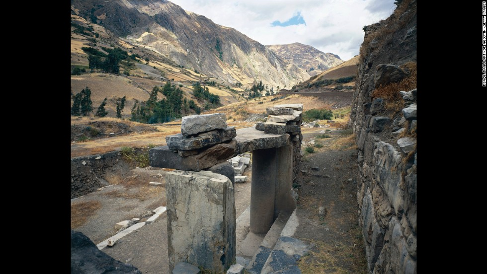 Heading to Machu Picchu in Peru?  How about exploring Chavin de Huantar, a pre-Columbian archaeological site that was a religious and ceremonial pilgrimage center for the pre-Columbian Andean religious world?