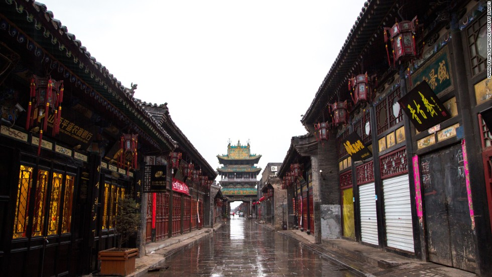 "While tourists flock to the Great Wall of China and other popular tourist destinations around the world, why not explore some lesser-known hidden gems? Lonely Planet co-founder Tony Wheeler and Global Heritage Fund head Vince Michael recommend <a href=""http://globalheritagefund.org/what_we_do/overview/current_projects/pingyao_china"" target=""_blank"">Pingyao Ancient City</a> for a more complete picture of ancient Chinese life."