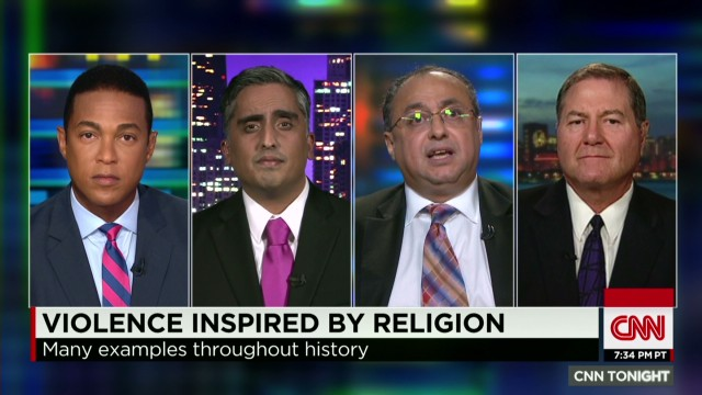 exp ctn panel is islam a violent religion_00003807.jpg