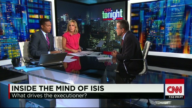 Inside the Mind of the ISIS Executioner