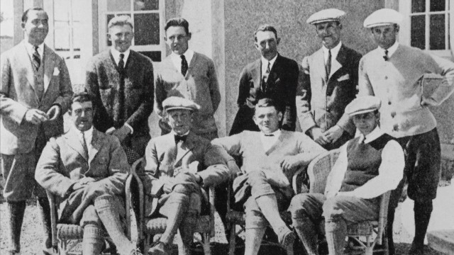 How the Ryder Cup rivalry began at Gleneagles