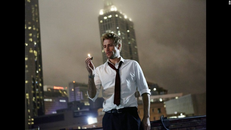 "<strong>""Constantine"" (NBC) --</strong> The anticipation is burning bright for this adaptation of the ""Hellblazer"" comic. Matt Ryan stars as the demon hunter John Constantine, an occult master who initially gives up his fight against evil until a series of events pulls him right back in. (Isn't that always the case?) (October 24)"