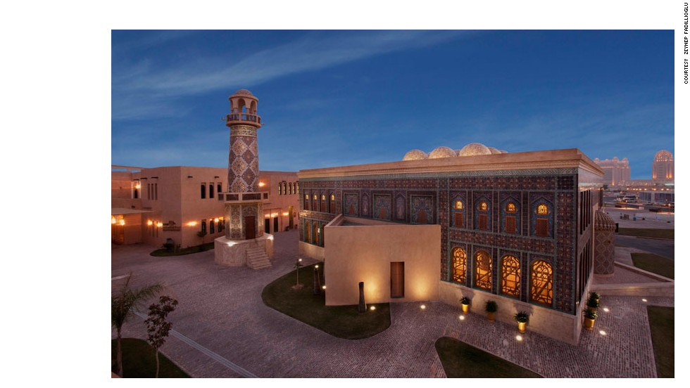 Meet the mosque designer breaking the mold for Mosque exterior design