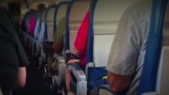 Knee Defenders cause in-flight fights
