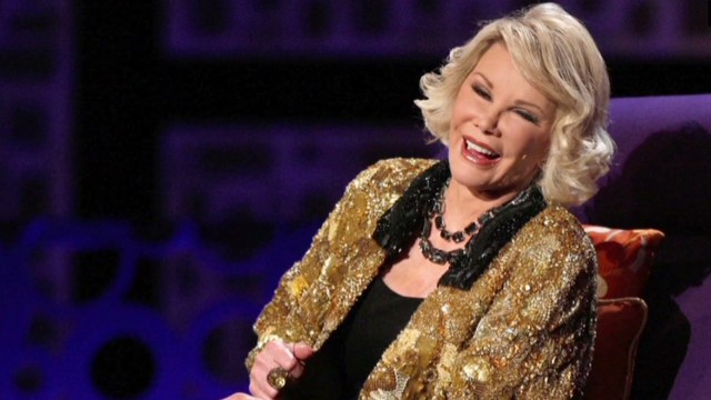 Joan Rivers head writer shares memories
