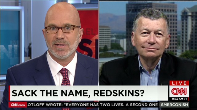 'Redskins' and the Standards of Decency