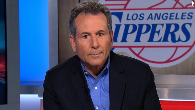 Bruce Levenson appeared on CNN on May 5 speaking about the Donald Sterling case.