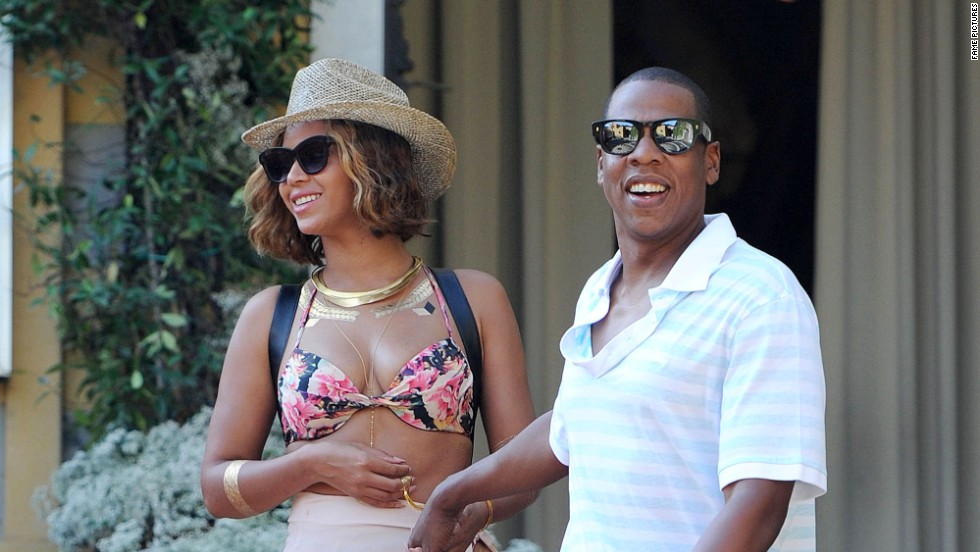 "Remember when Beyonce and Jay Z wouldn't say they were dating? That led right up to them initially refusing to confirm they got married in 2008. They are only slightly more open now. ""What Jay and I have is real,"" Beyonce said <a href=""http://www.mtv.com/news/1596576/beyonce-finally-opens-up-about-marriage-to-jay-z/"" target=""_blank"">in a 2008 interview.</a> ""It's not about interviews or getting the right photo op. It's real."""