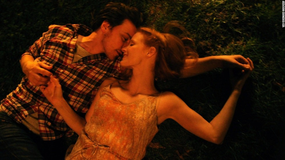 "<strong>""The Disappearance of Eleanor Rigby""</strong>: This film is actually three movies, as the story of one couple's unraveling is told from a trio of perspectives: his, hers and theirs. Starring Jessica Chastain and James McAvoy. (October 10)"
