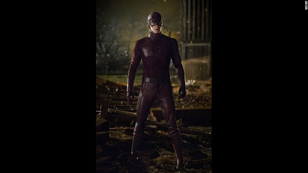 "<strong>""The Flash"" (The CW)</strong>: Grant Gustin already made his appearance as Barry Allen -- aka speedy hero The Flash -- on The CW's ""Arrow."" With a later sneak peek being well-received, the series is arriving with high expectations. (October 7)"