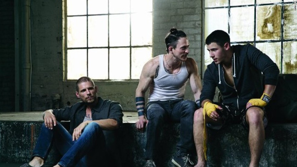 "<strong>""Kingdom"" (DirecTV):</strong> Nick Jonas trades his mic for the ring in this drama about a mixed martial arts gym in Venice, California. (October 8)"