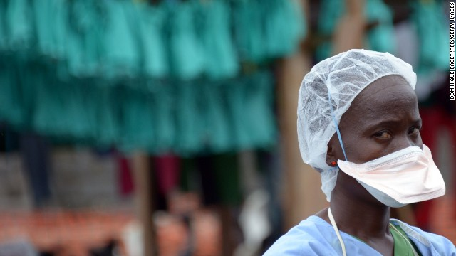 WHO: West Africa can't keep up with Ebola
