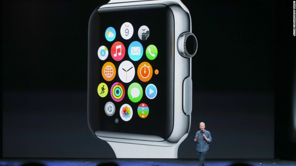 In future, Apple Pay will work with Apple watches, which are scheduled to be available early next year.
