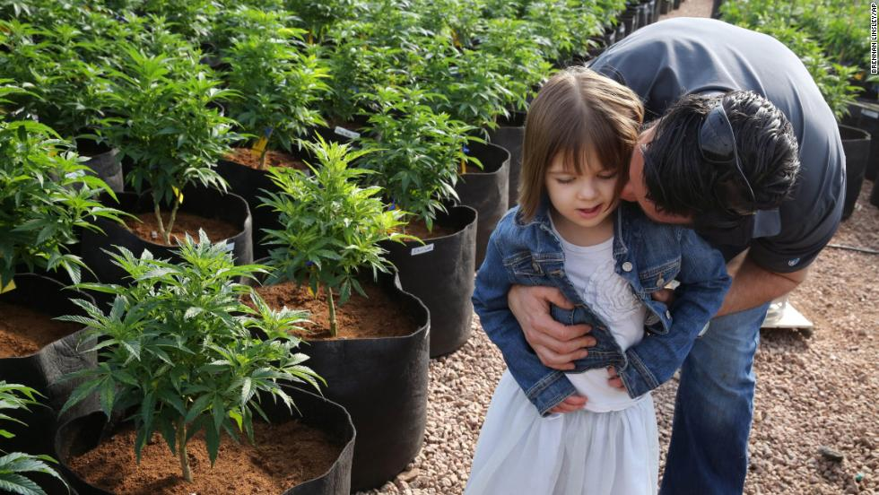 "Matt Figi's 7-year-old daughter, Charlotte, was once severely ill. But a special strain of medical marijuana known as Charlotte's Web, which was named after the girl early in her treatment, has significantly reduced her seizures. In July 2014, Rep. Scott Perry, R-Pennsylvania, <a href=""http://www.cnn.com/2014/07/28/health/federal-marijuana-bill/"">introduced a three-page bill</a> that would amend the Controlled Substances Act -- the federal law that criminalizes marijuana -- to exempt plants like Charlotte's Web that have an extremely low percentage of THC, the chemical that makes users high."