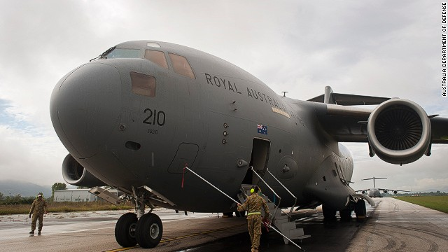 Australia has delivered a second air shipment of military stores to Erbil in Northern Iraq, Australia's Department of Defense said in a statement Friday. The RAAF C-17A Globemaster aircraft flew from Tirana, Albania via Baghdad where Iraqi officials inspected and cleared the cargo prior to delivery. The mission was carried out without incident and the C-17A is returning to Al Minhad Air Base (AMAB) in the UAE.
