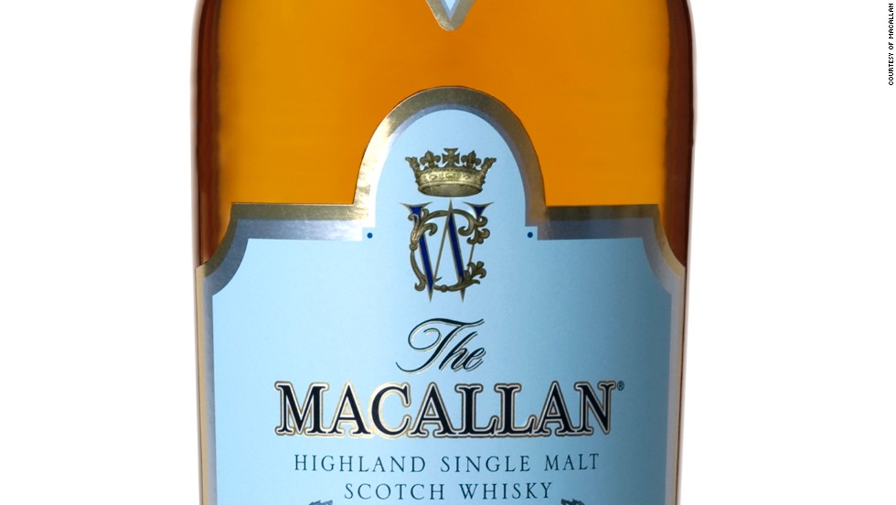 Macallan celebrated the Royal marriage of Prince William to Catherine Middleton by releasing a limited edition of 1,000 bottles in 2011. All bottles sold out shortly after release.