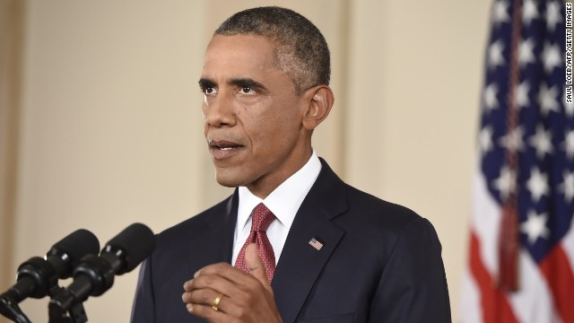 Obama: Ebola threat could become 'global'