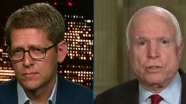 McCain: You don't have the facts, Carney