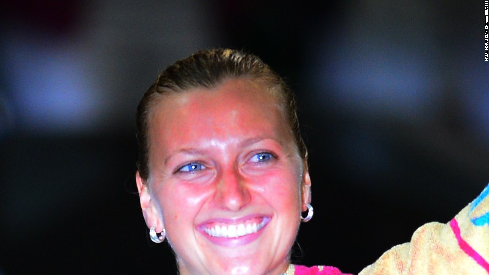 Petra Kvitova thrives at Wimbledon, and the Czech captured her second title at the All England Club by crushing Canadian hopeful Eugenie Bouchard -- another first-time grand slam finalist.