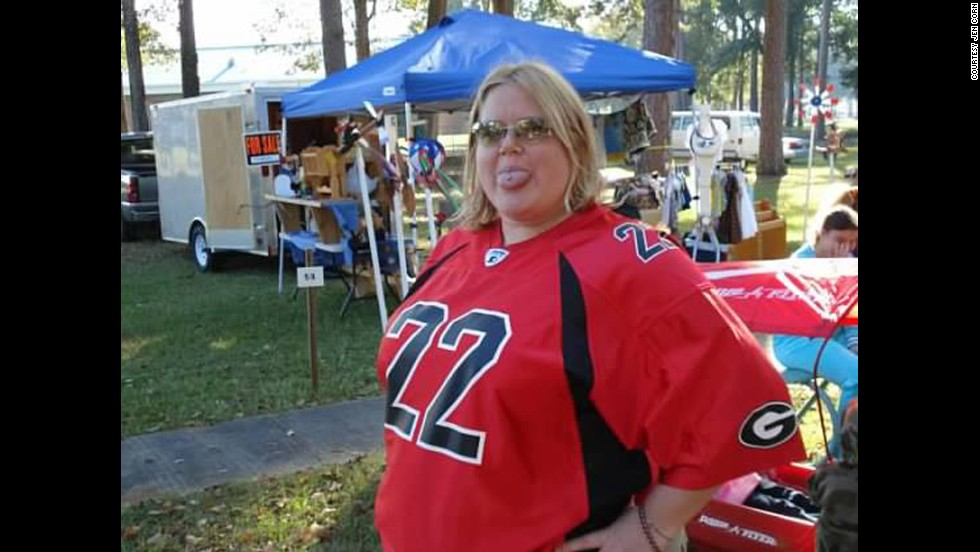 "In October 2011, <a href=""http://ireport.cnn.com/docs/DOC-1156613"">Jen Corn</a> began a life-altering ""road trip,"" facing the reality she had denied for years -- her obesity. Corn started her journey at 311 pounds."