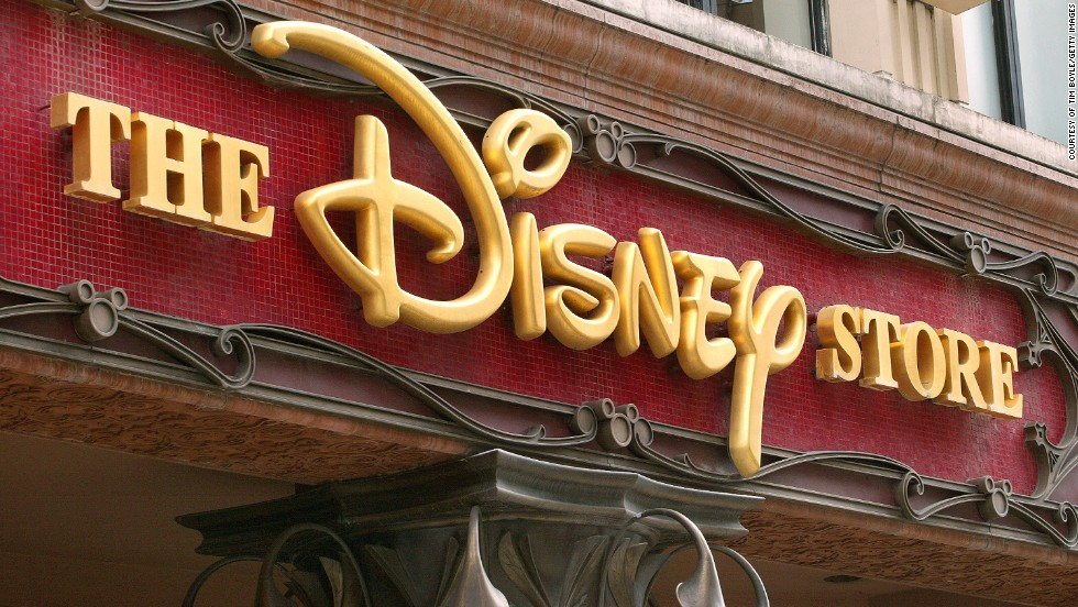 """The free flowing letters of the Disney logo look like runny honey drizzled across the page. They look sweet and full of childhood memories of lazy summertime picnics."""