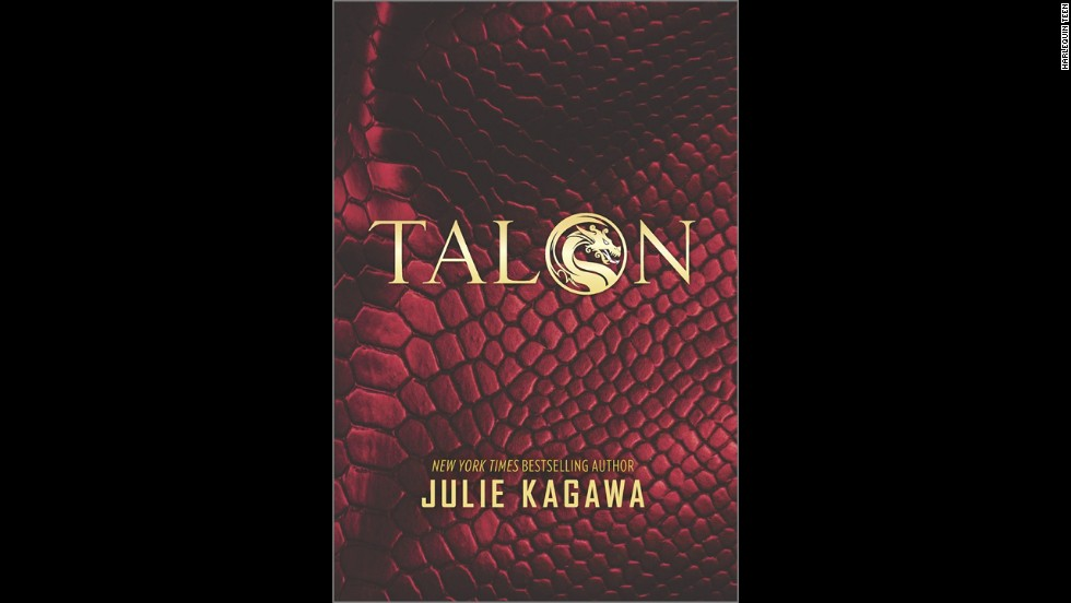 "Julie Kagawa, author of ""Iron Fey"" and ""Blood of Immortals"" series, starts from scratch with the first book in the ""Talon"" saga. In this world, dragons can disguise themselves as humans, but an order of warriors tries to track them down. When two of these sworn enemies become friends, everything changes. ""Kagawa knows just how to end a first volume for maximum cliff-hanger drama,"" according to Booklist."