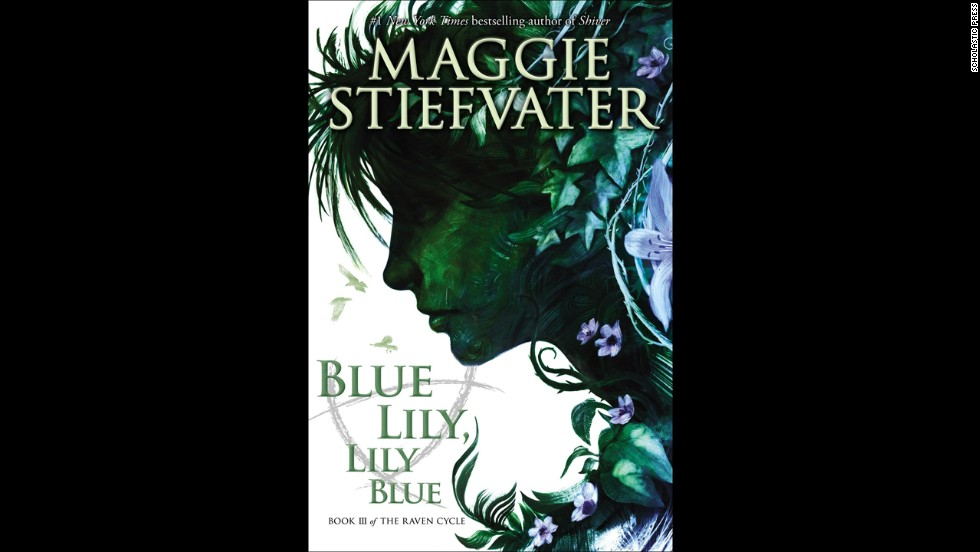 """Blue Lily, Lily Blue"" is the third installment in Maggie Stiefvater's popular ""The Raven Cycle"" series. Blue Sargent, who has always been told that kissing her true love will cause his death, once stayed away from the rich boys at the academy. Now, those Raven Boys are the only people she can trust. But when they share their problems, everything could fall apart and betrayal is on the horizon. ""The tone, at once mysterious and foreboding, is a perfect match for the material. 'Blue Lily, Lily Blue' is, simply, a triumph,"" according to Booklist."