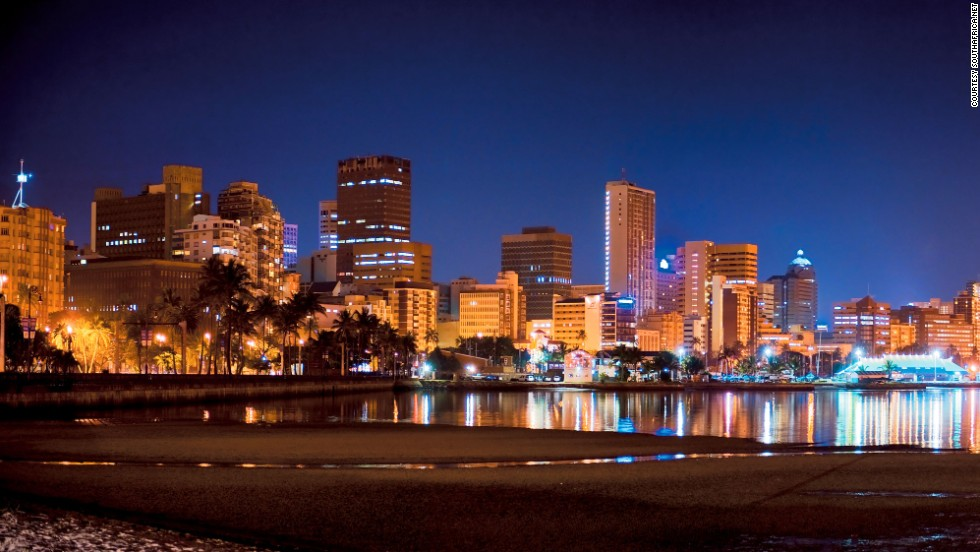 Many South Africa visitors overlook Durban, missing out on its great beaches and sense of style.