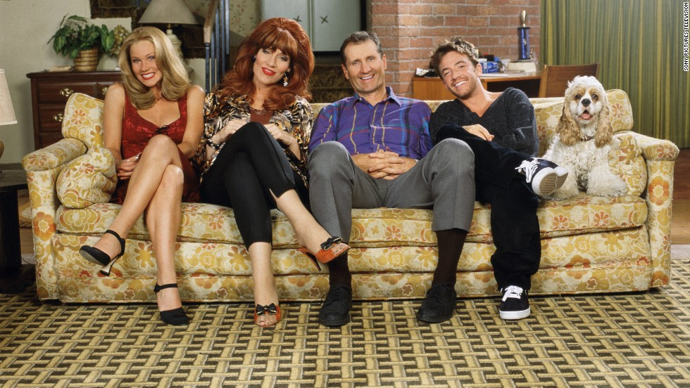 "Fox's comedy ""Married... with Children"" pushed the limits with its irreverent humor. Though the show debuted in the late '80s, it firmly entrenched itself in pop culture during the '90s as fans came to adore the dysfunctional Bundy family."