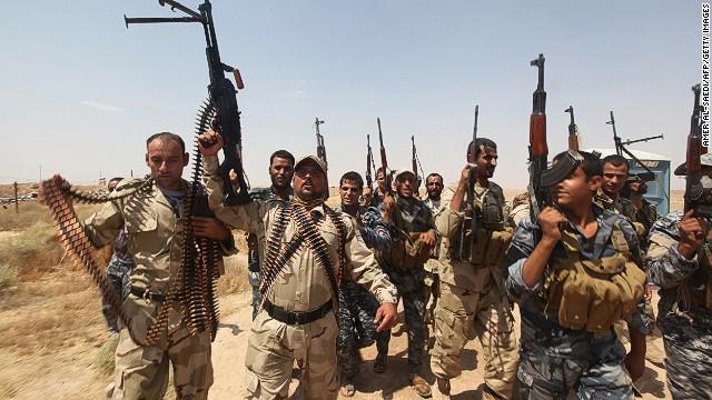 Iraqi soldier describes ISIS assault