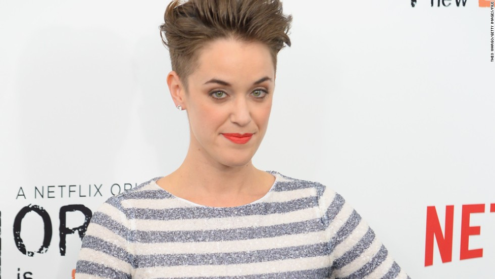 "Writer Lauren Morelli said that working on ""Orange Is the New Black"" has helped her realize that she's gay, and she reportedly started dating one of the show's stars, Samira Wiley."