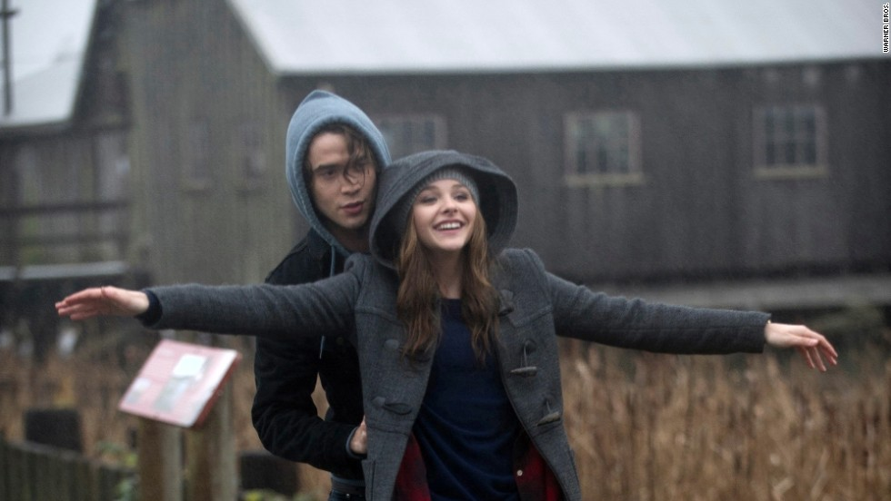"Author Gayle Forman's novel ""If I Stay"" came to the big screen in August 2014, with Jamie Blackley as Adam and Chloe Moretz starring as Mia Hall."