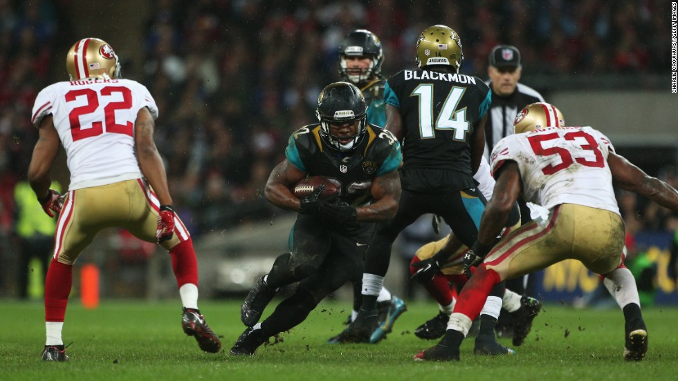 The Jaguars have signed an agreement to play home games at the International Series at Wembley until 2016.