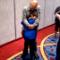 Patrick Stewart Dawn hug