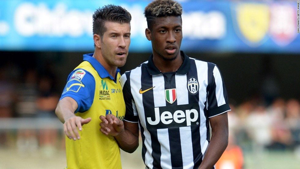 Kingsley Coman, an 18-year-old midfielder joined Juventus after failing to agree a new deal with French club Paris Saint-Germain. Full of pace and power, his ability to run with the ball will cause defenders all sorts of problems.