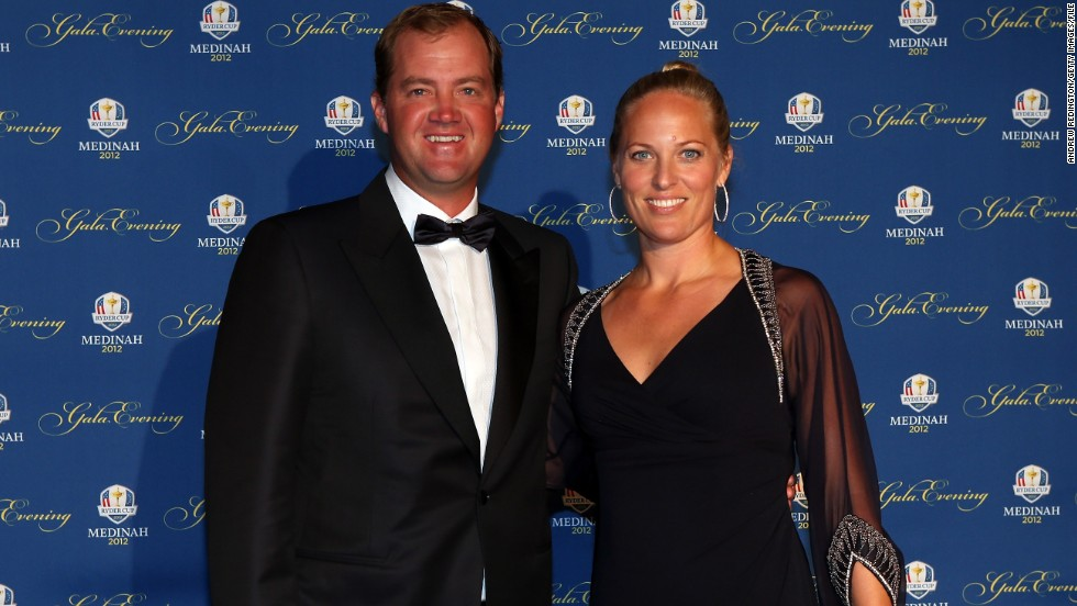 "Sweden's Peter Hanson has played in two Ryder Cups -- in 2010 and 2012 -- with Europe victorious on both occasions. His wife Sanna told CNN: ""The Ryder Cup is special; hectic, fun, amazing. Even though I'm just a wife I'm treated like a star!"""