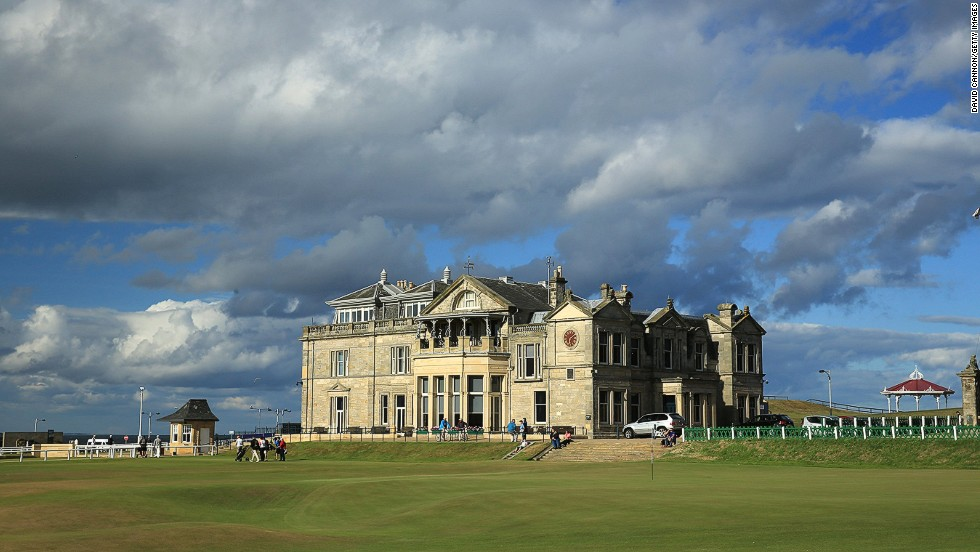 A landmark vote in Scotland on Thursday will decide whether women will be allowed to enter the famous clubhouse of the Royal and Ancient Golf Club as members.